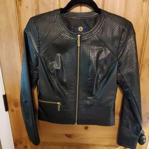 Adrienne Vittadini Black Jacket